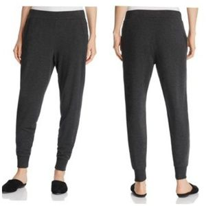 Eileen Fisher | Slouchy Heathered Gray Jogger pant